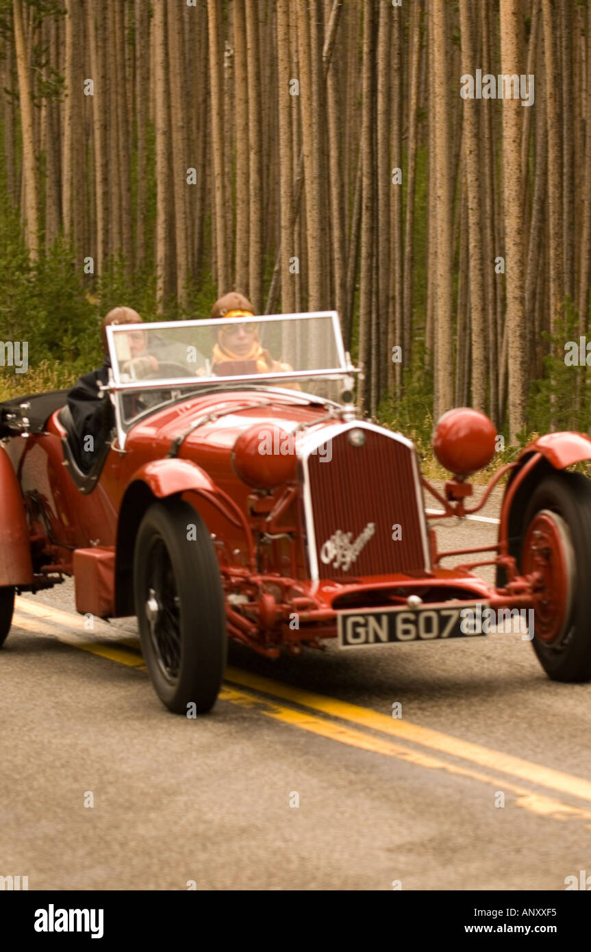 An old style car in USA Stock Photo: 5100276 - Alamy