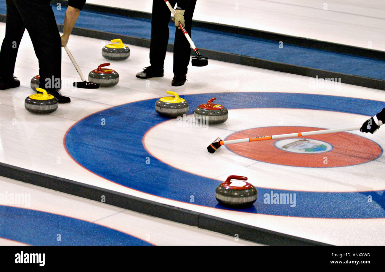 Curling 8 Stock Photo Royalty Free Image 8925724 Alamy
