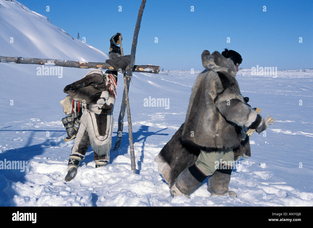 a history of the inuit society in north america Alaska and russia used to be connected it made this huge land mass so the inuit was able to get to north america because of water level rising, that land piece is now underw ater and what is.