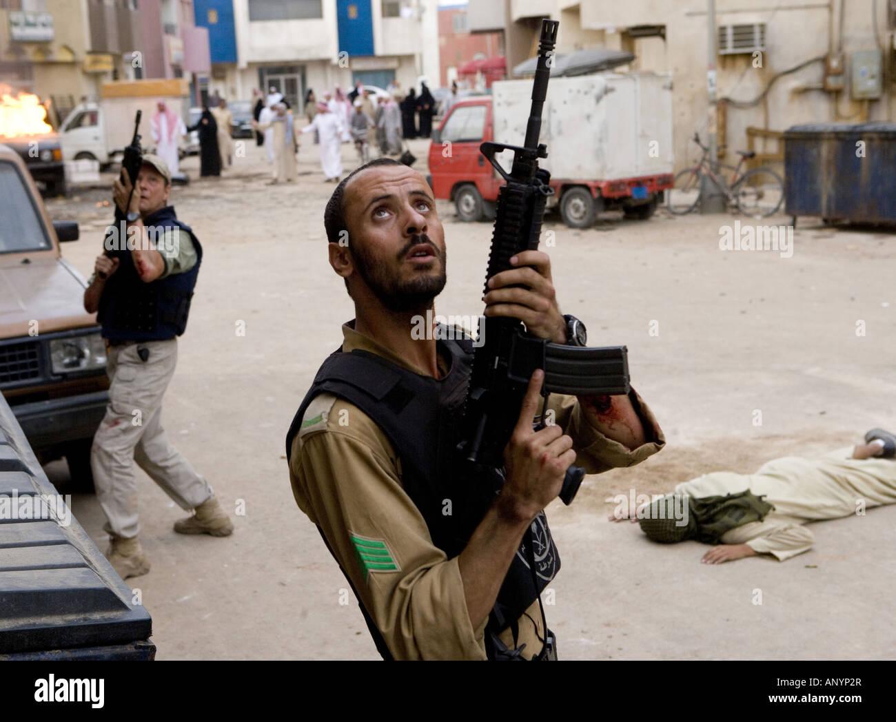 ali suliman the attack