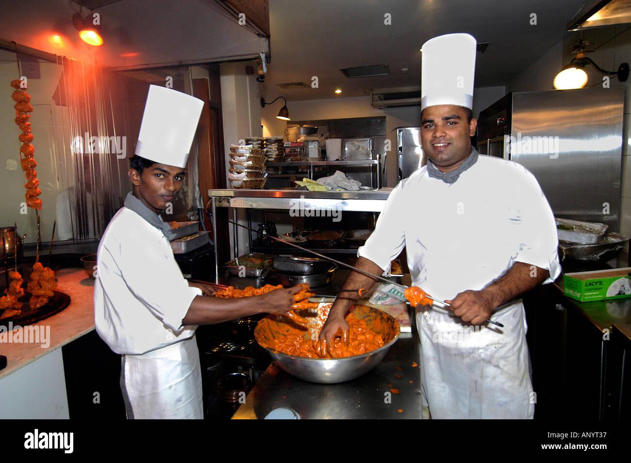 Tandoori kitchen - Galle Sri Lanka Cooks Kitchen Indian Tandoori Chicken