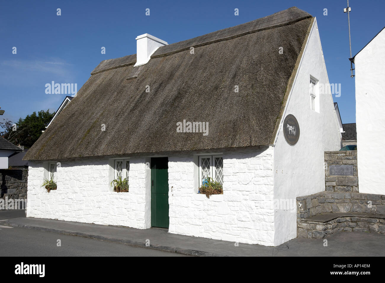 The Quiet Man Cottage
