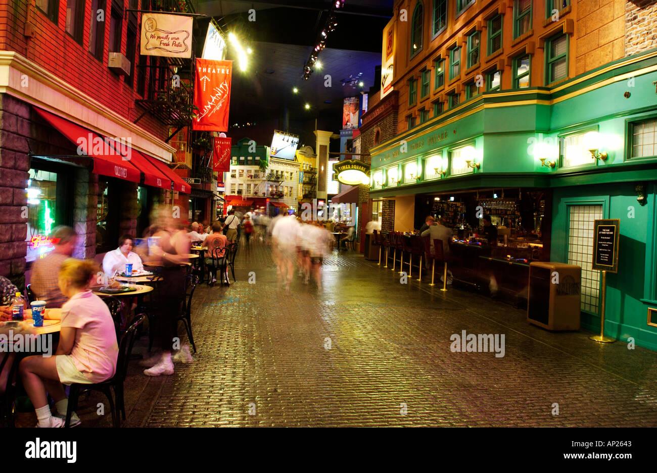 Restaurants Inside New York New York Casino