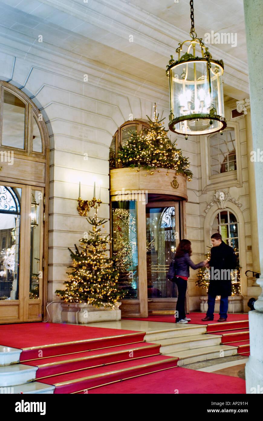 Paris France Deluxe Hotel Hotel Ritz Place Vendome