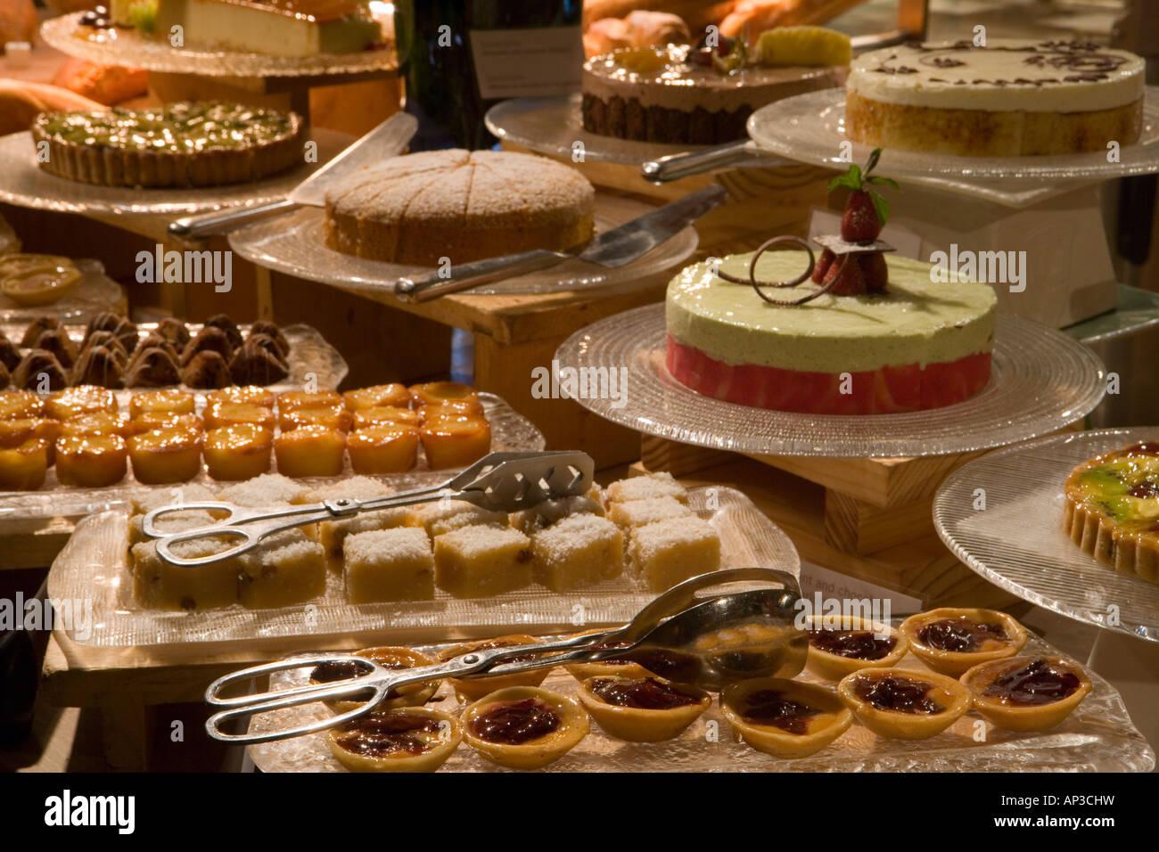 Dessert Buffet at Three Nine Eight Main Restaurant of Le ...