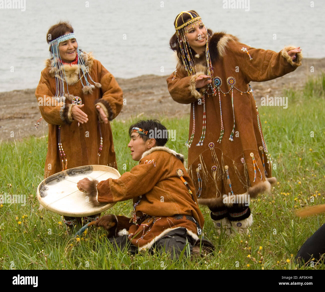People and Cultures in Kamchatka