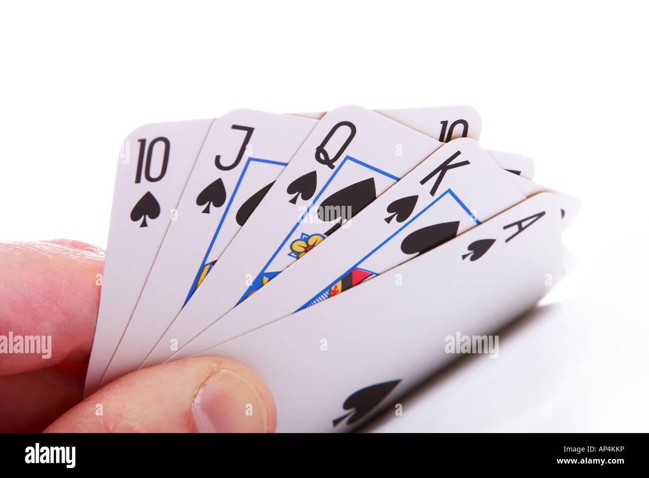 Poker hands winning