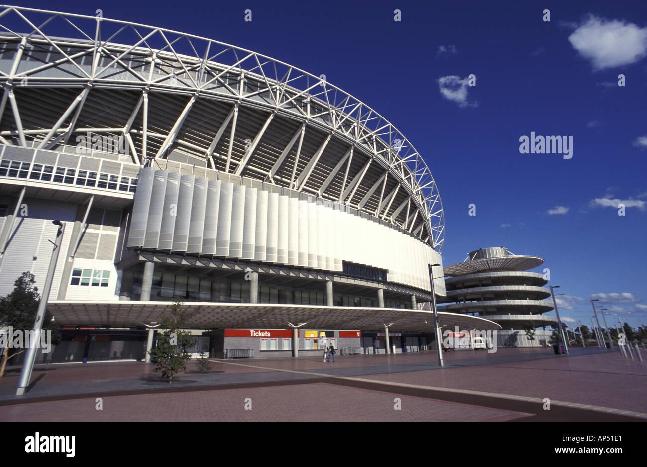 Australia Sydney Homebush Bay Olympic Park Stadium Copyright Sergio Pitamitz