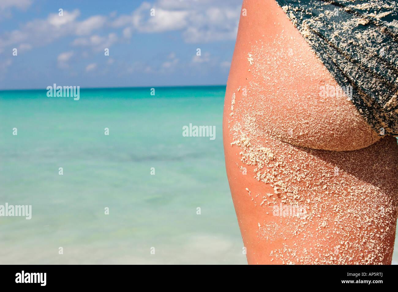 Beach ass slide show