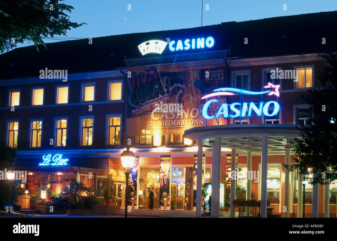 casino fassade