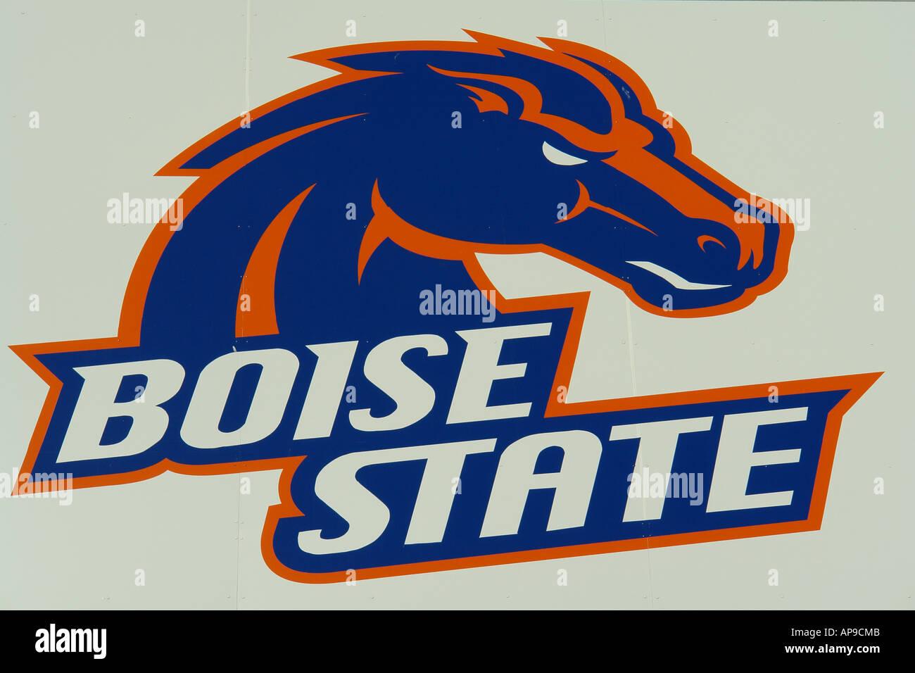 Ajd50868 Boise Id Idaho Boise State University Bronco
