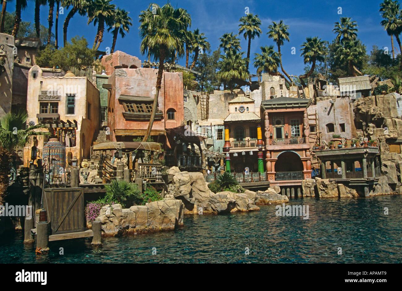 Treasure Island Location Las Vegas