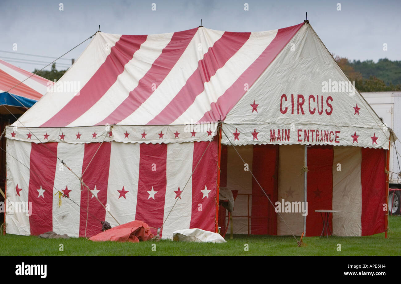 Entrance to a circus tent & Entrance to a circus tent Stock Photo Royalty Free Image: 8991443 ...