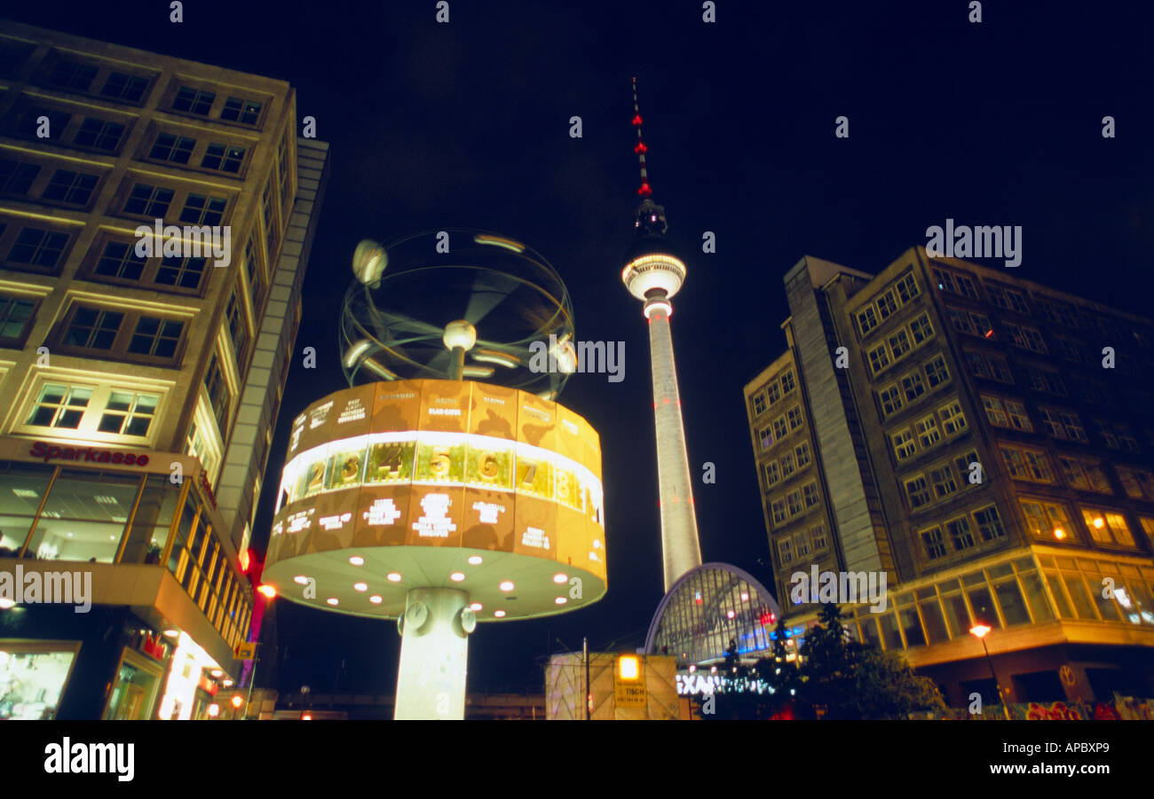 television tower alexanderplatz