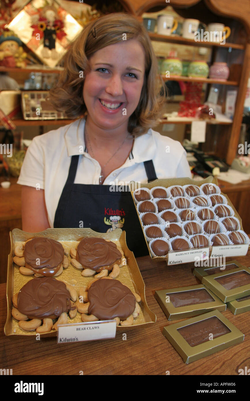 Michigan Holland Eighth 8th Street East Kilwin's Chocolates of ...