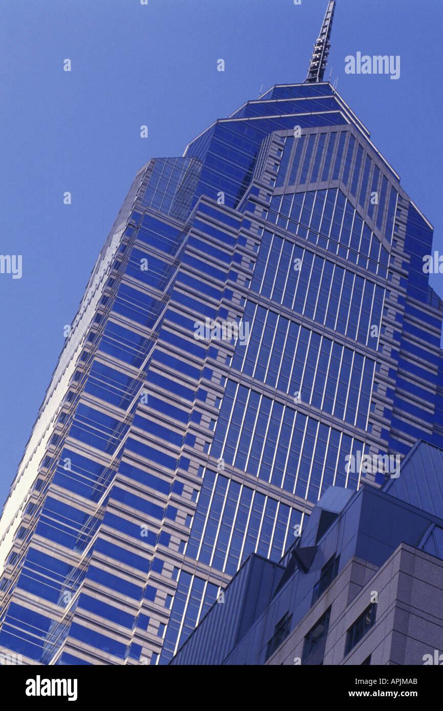 Modern Architecture Usa usa pennsylvania philadelphia one liberty place modern glass stock