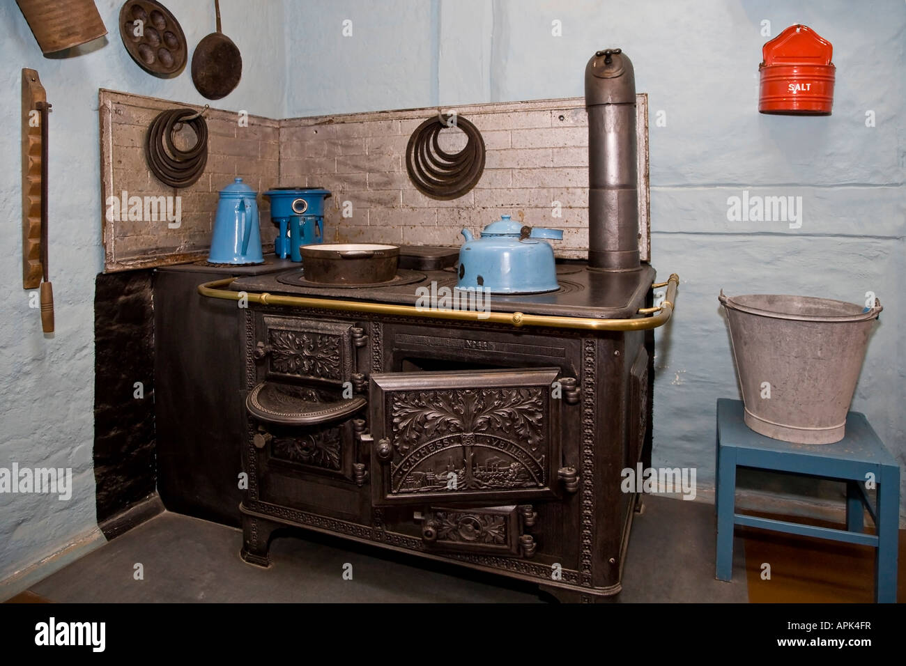 Awesome Old Kitchen Range