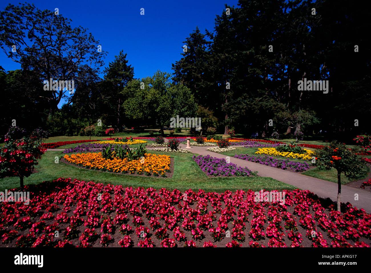 Victoria Gardens Vancouver Island Bc Garden Ftempo