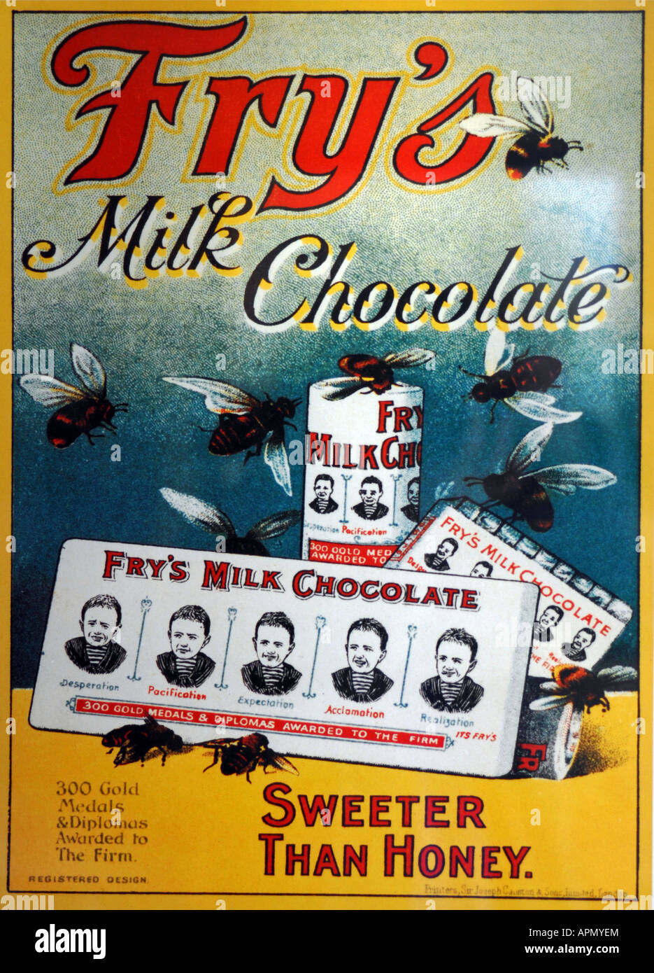 Old Fashioned Food Adverts