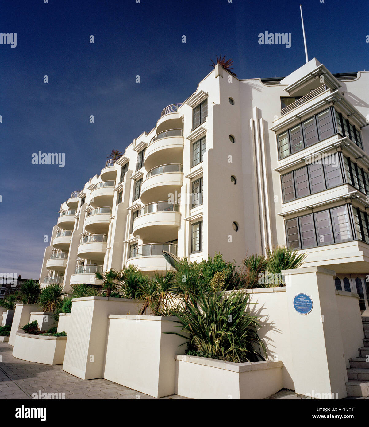 Blue Isle Apartments: New Warnes Apartments Marine Parade York Road Worthing