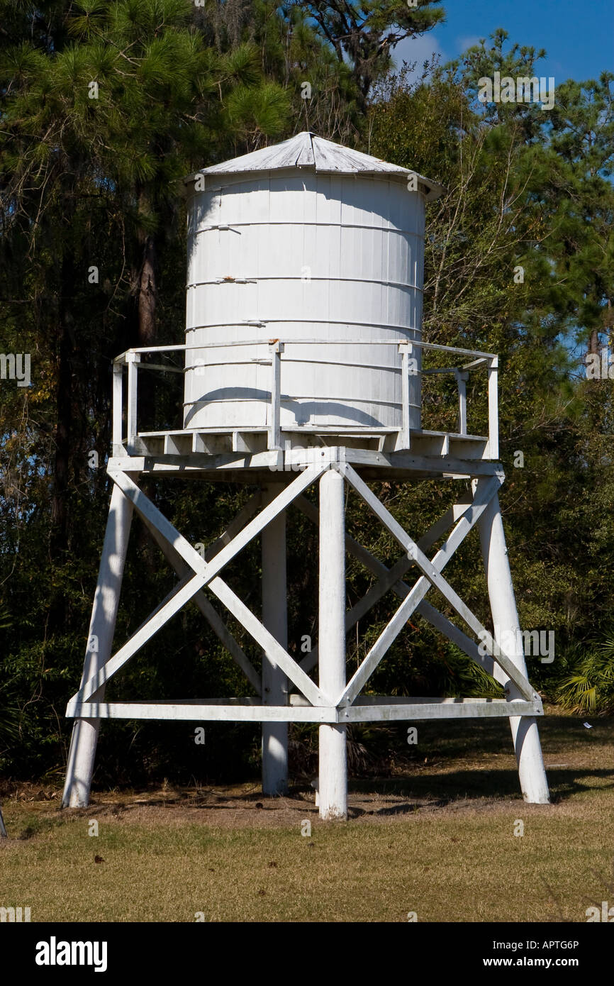 Antique farm water tower stock photo royalty free image for Farmhouse tower