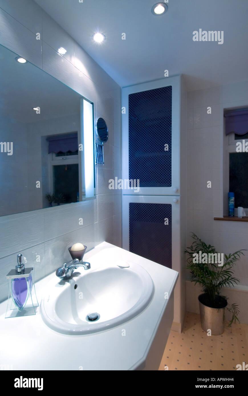 domestic house bathroom vanity unit and hand basin includes, Bathroom decor