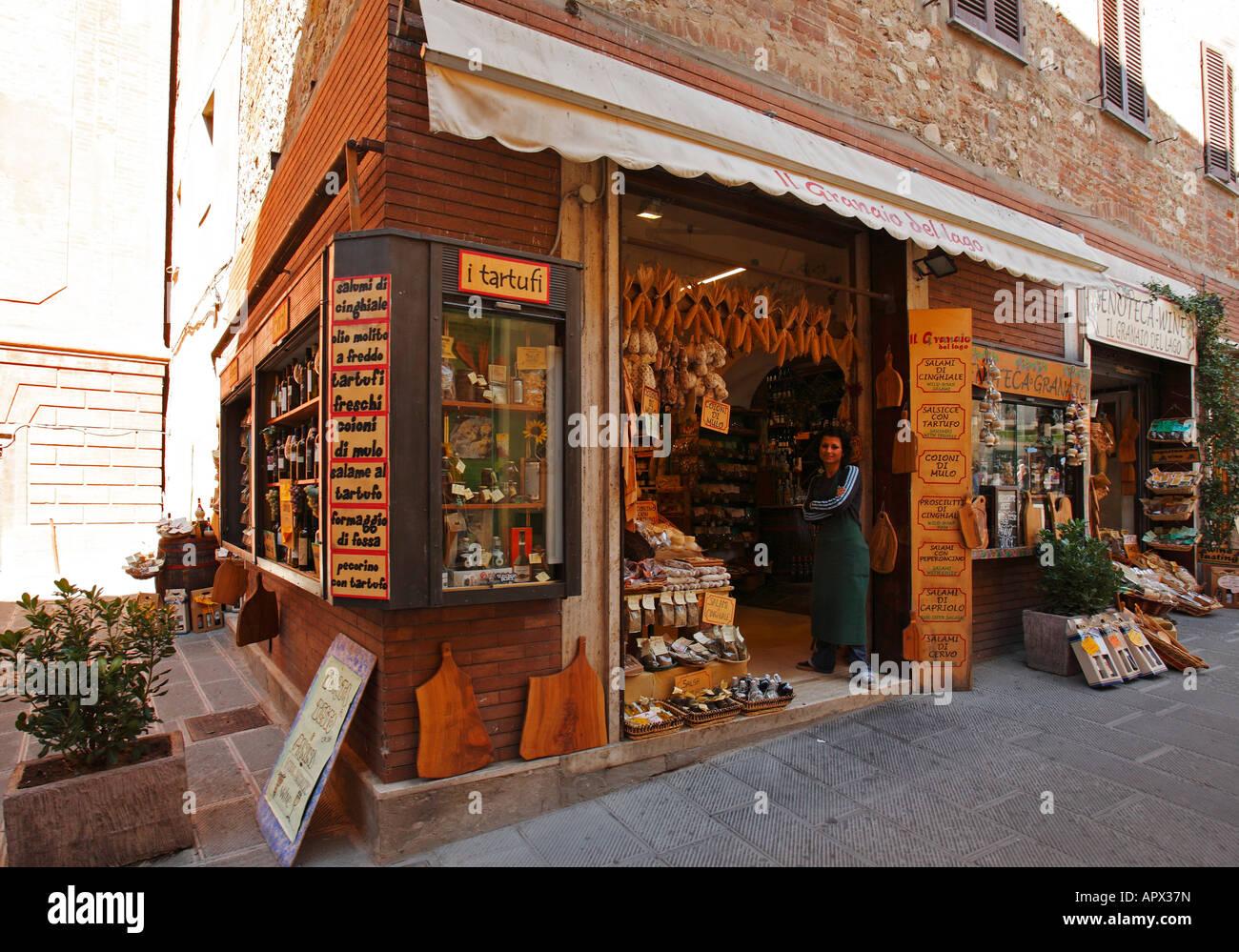 Vine and souvenir shop castiglione del lago umbria for Lago store