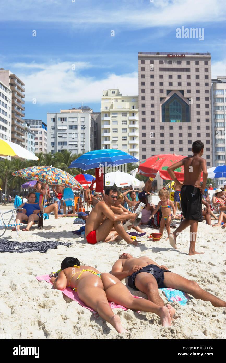 copacabana nude beach