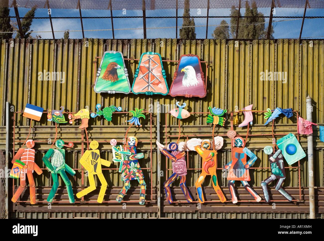 Mexican Wall Art mexican wall art stock photos & mexican wall art stock images - alamy