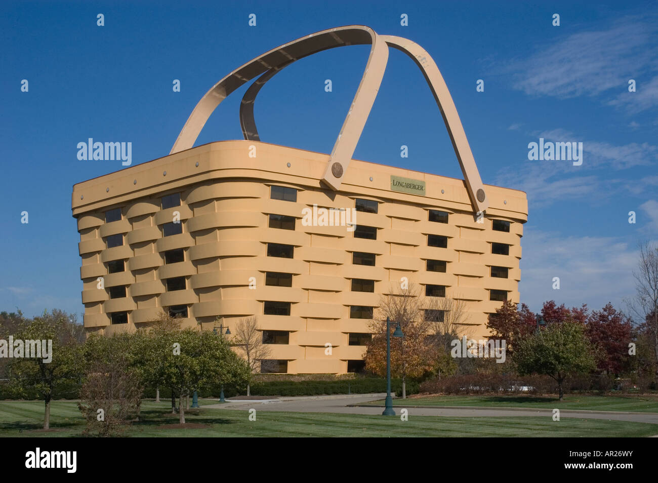 longaberger baskets company headquarters dresden ohio usa. Black Bedroom Furniture Sets. Home Design Ideas