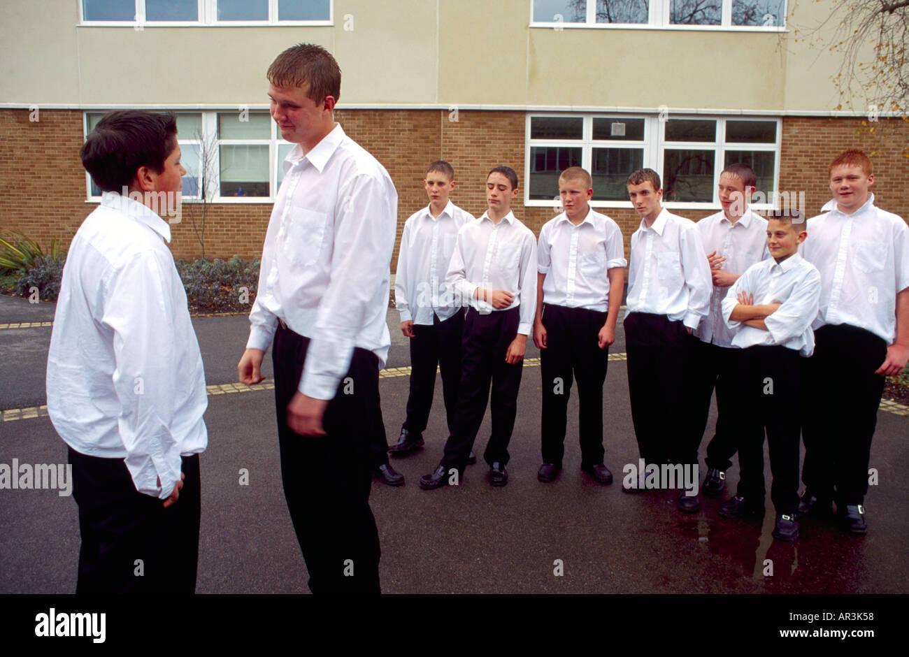 gang school