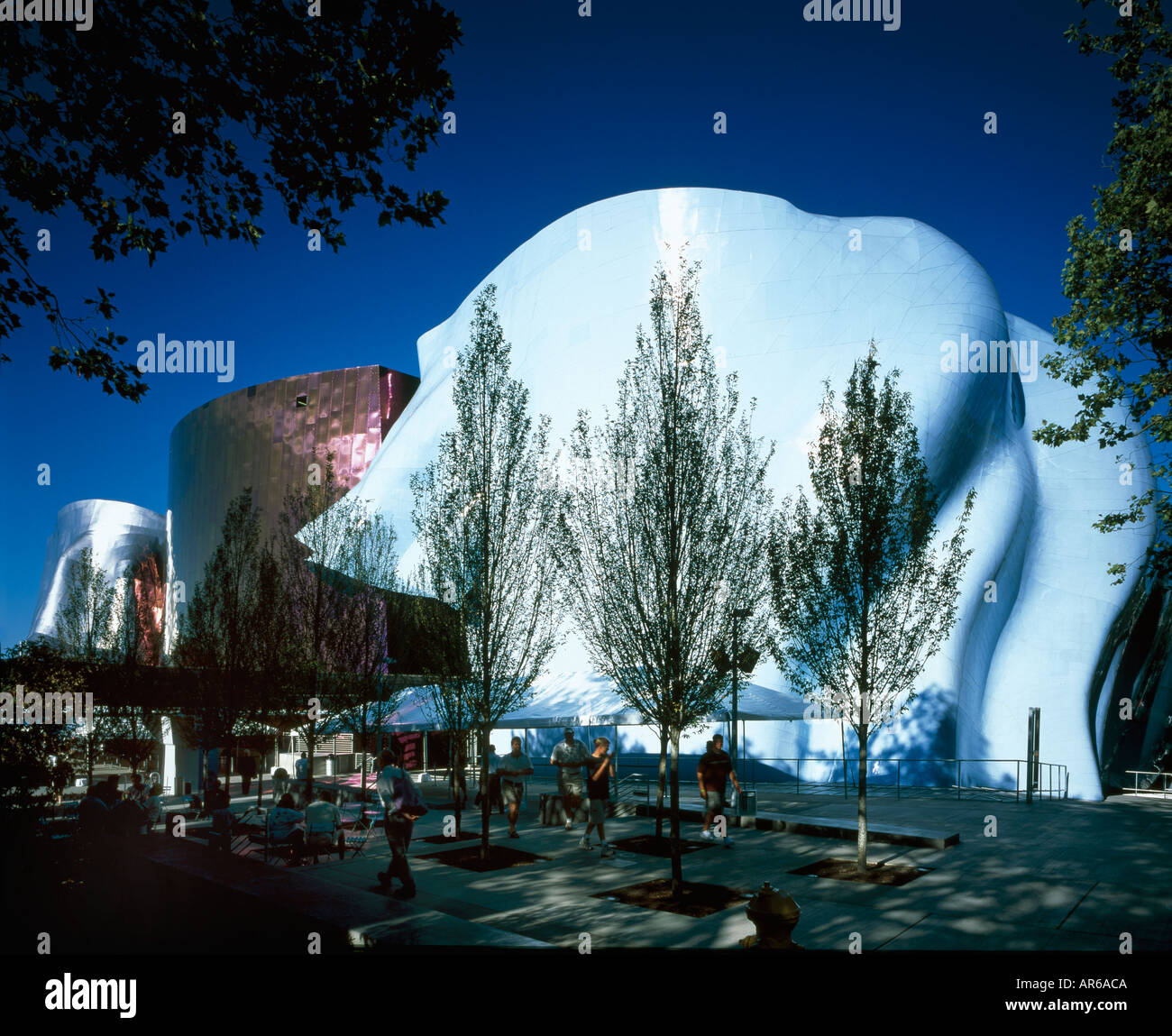 Experience Music Project In Seattle Washington USA  The - Music museums in usa