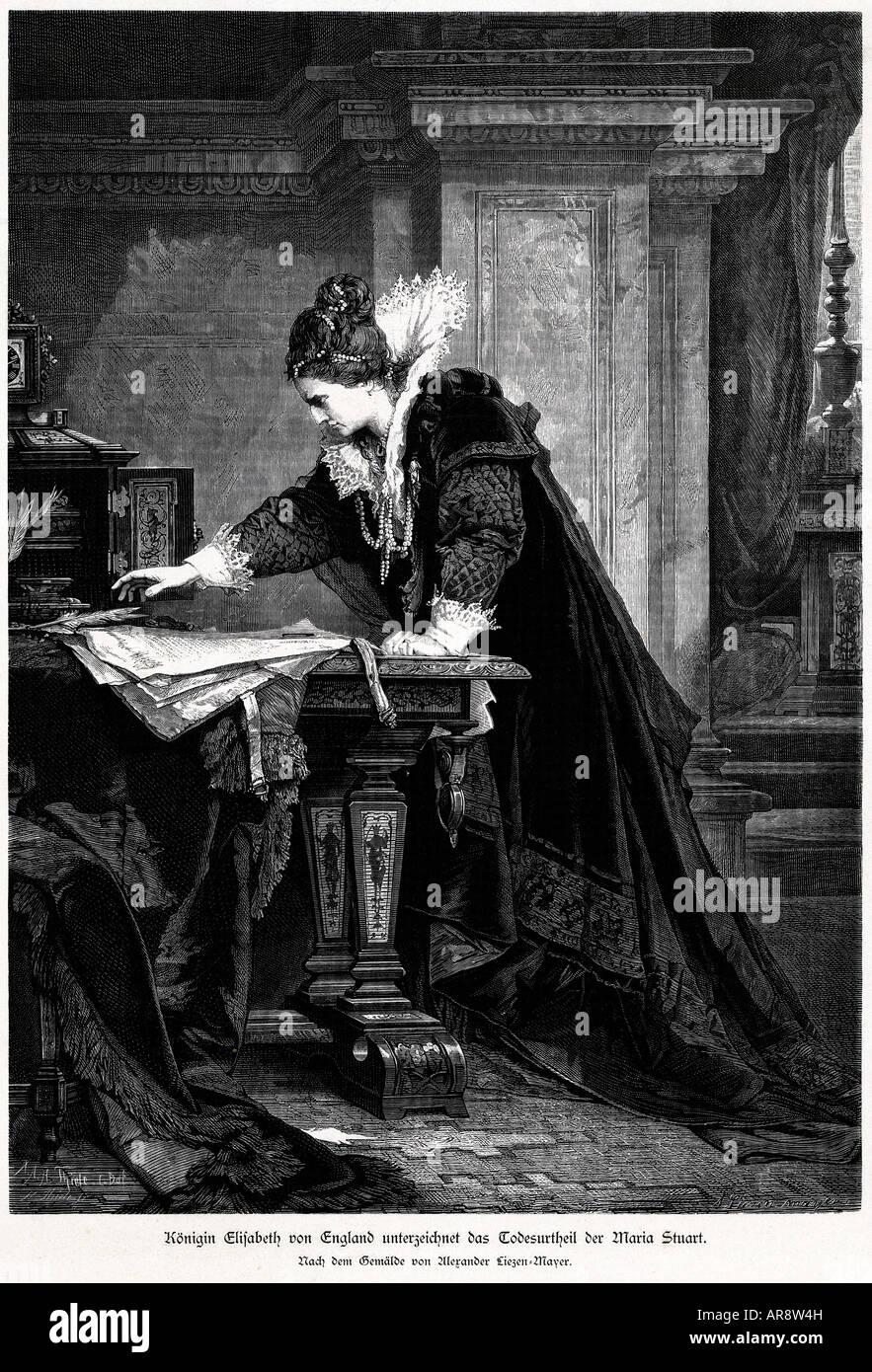 königin elisabeth von england