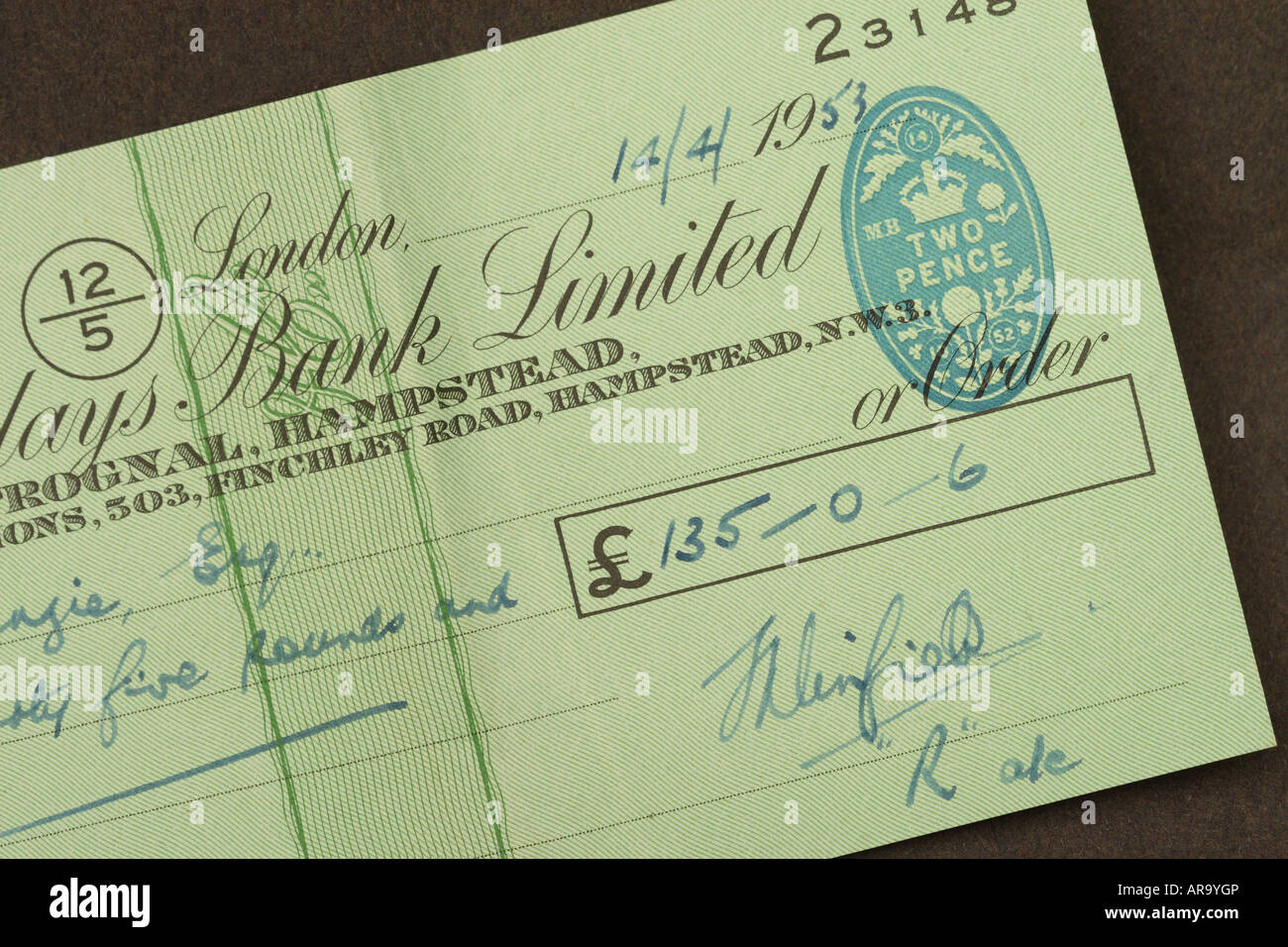 how to write pounds shillings and pence