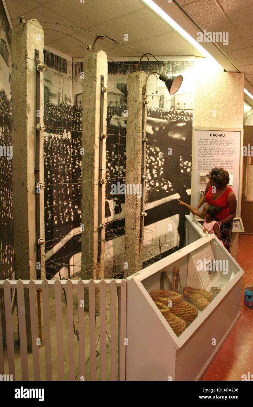 Newport News Virginia Virginia War Museum World War II Dachau - Concentration camp museums in usa