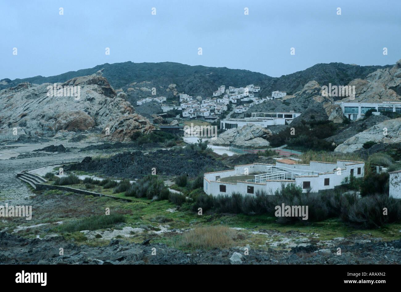 View of the neglected club med cap de creus catelonia - Club med cap de creus ...