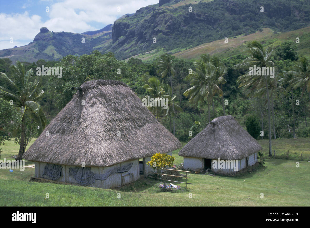 Huts To Rent In South Pacific Islands