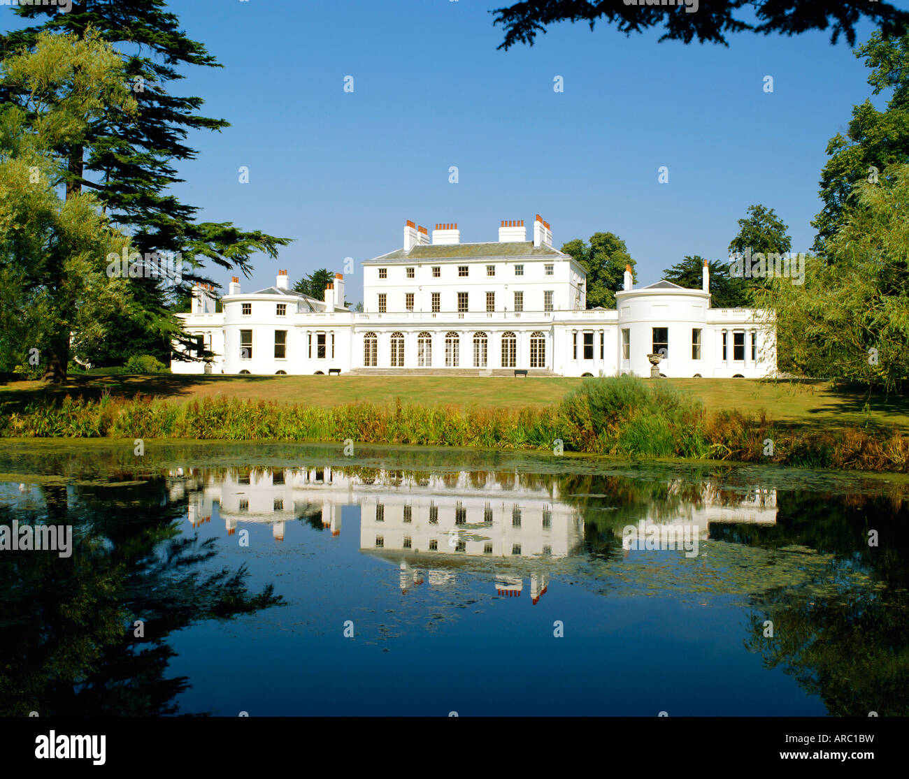 Frogmore House Home Park Windsor Castle Berkshire England UK