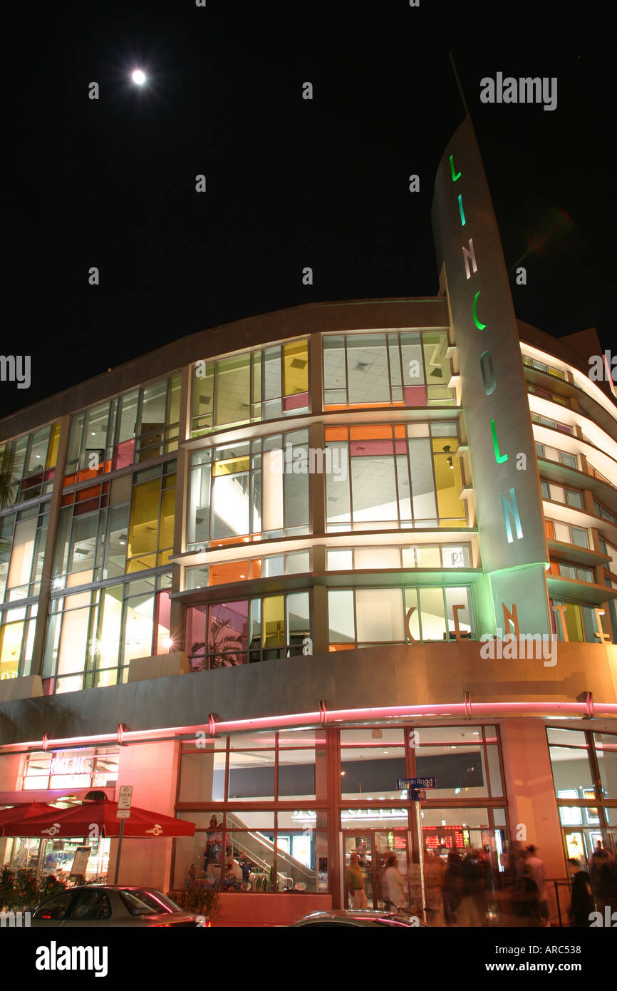 South Beach Lincoln Road Movie Theater