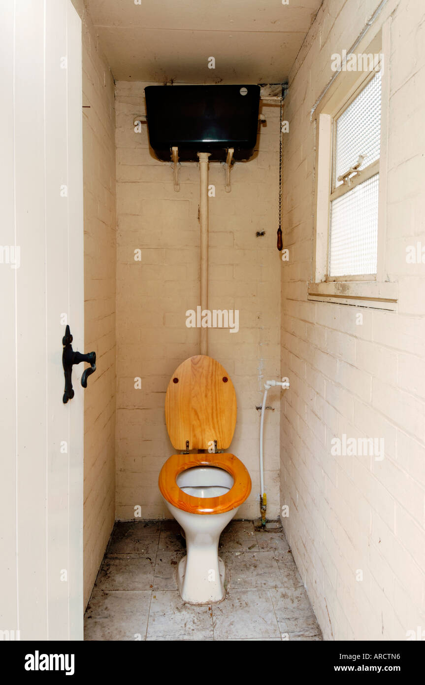 Old Fashioned Toilet Signs