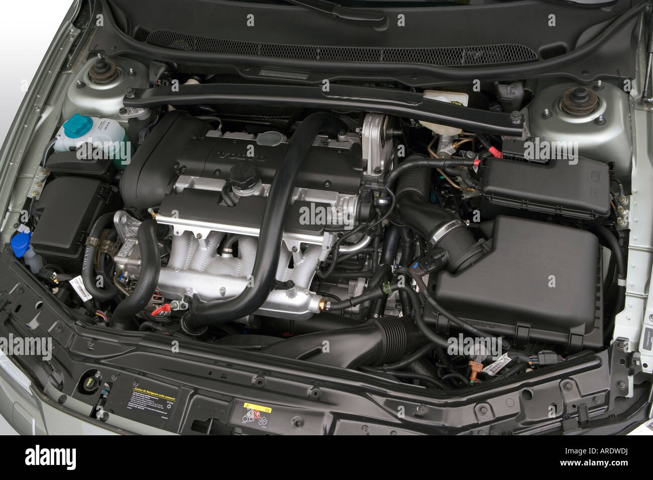2007 Volvo S60 2 5t Awd In Green