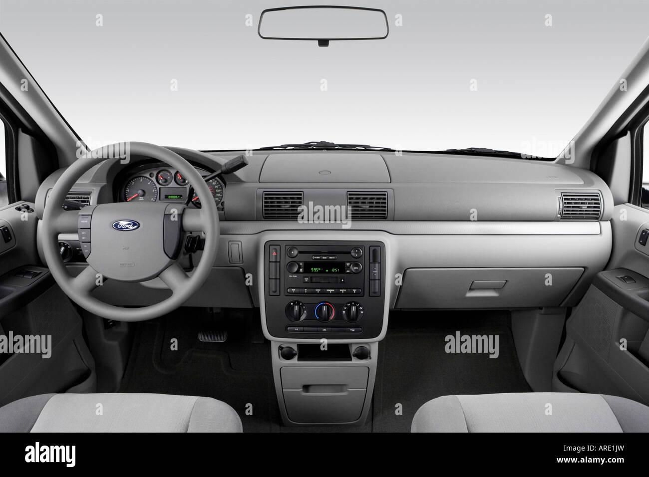 Ford Freestar SE In Red Dashboard Center Console Gear - 2006 freestar