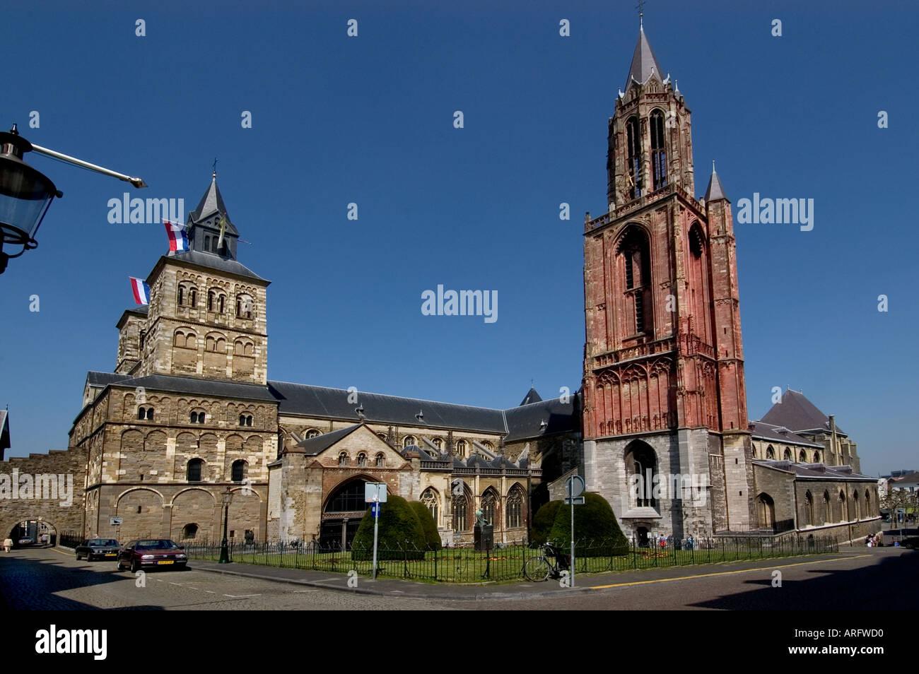 Maastricht netherlands st jan and sint servaas basilica - Maastricht mobel ...