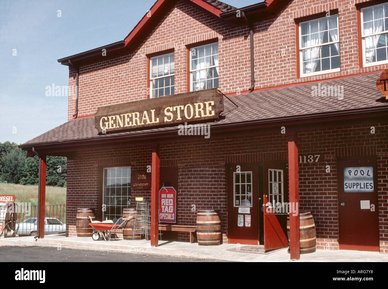 old general store front - photo #24