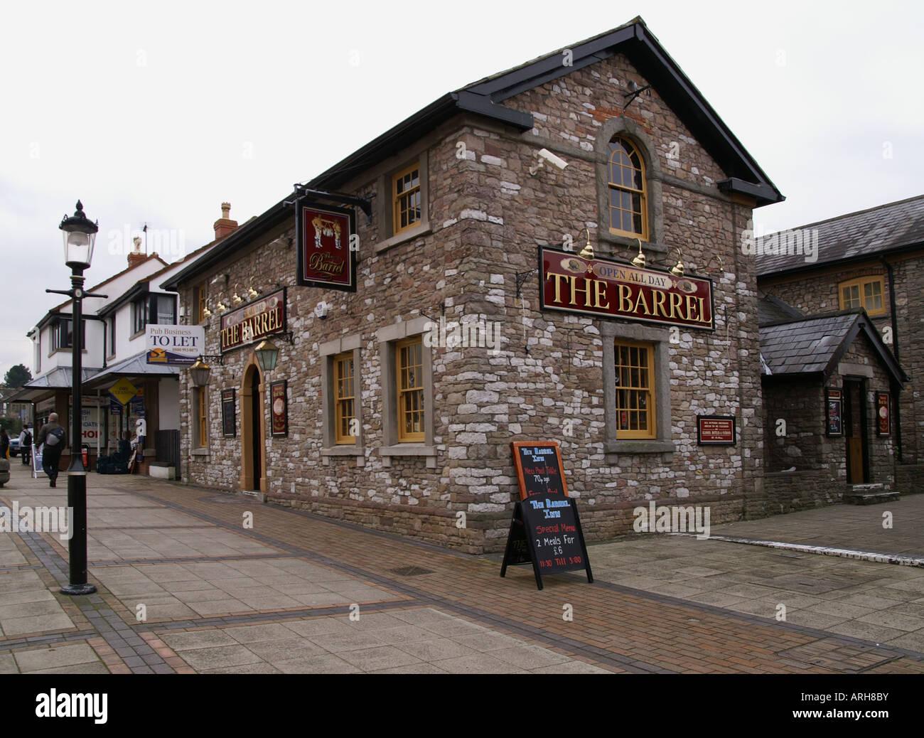 Pub Food Thornbury