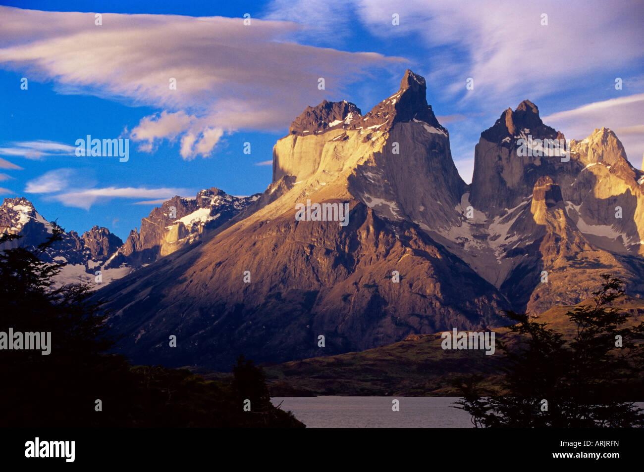 Cuernos Del Paine (Horns Of Paine), Torres Del Paine