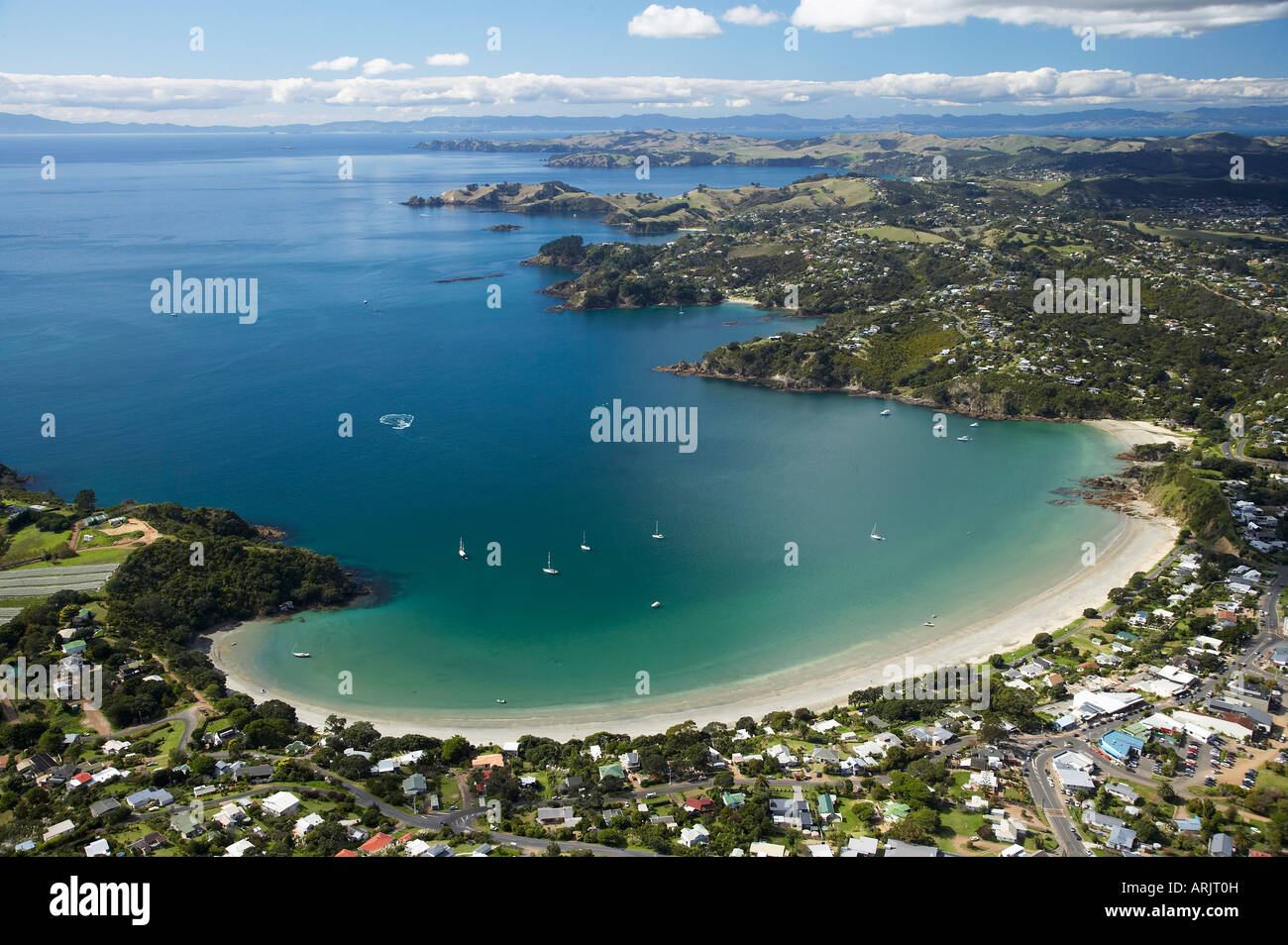 Luxury and tranquility on Waiheke