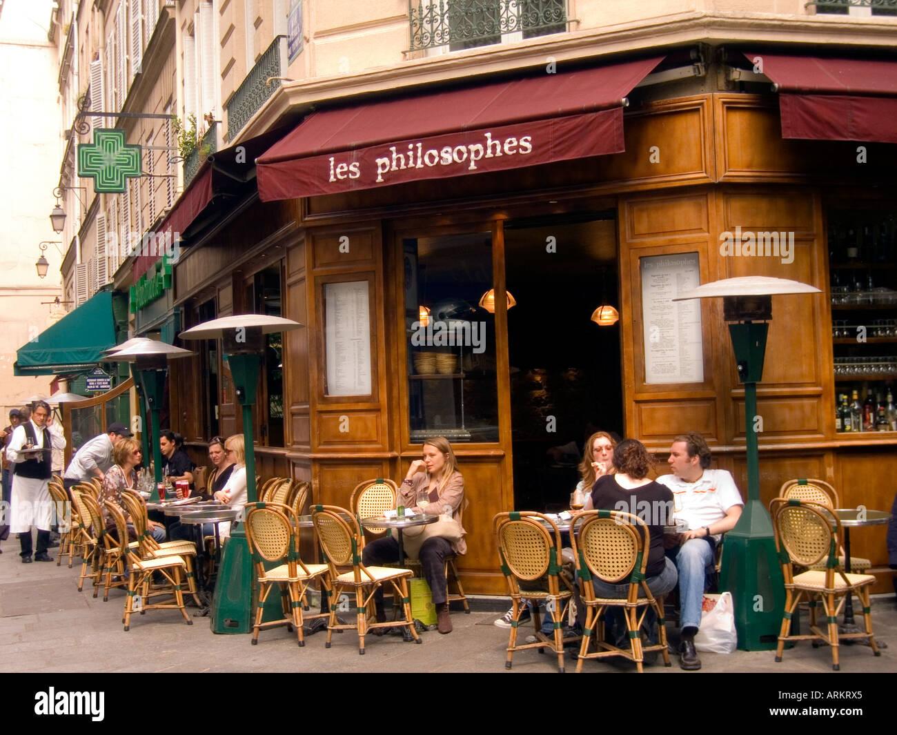 Cafe Des Chats Paris