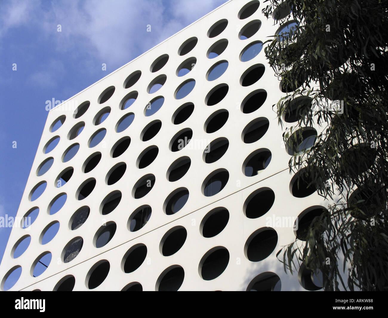 Modern Architecture Greece modern architecture, glyfada, athens, greece, europe stock photo