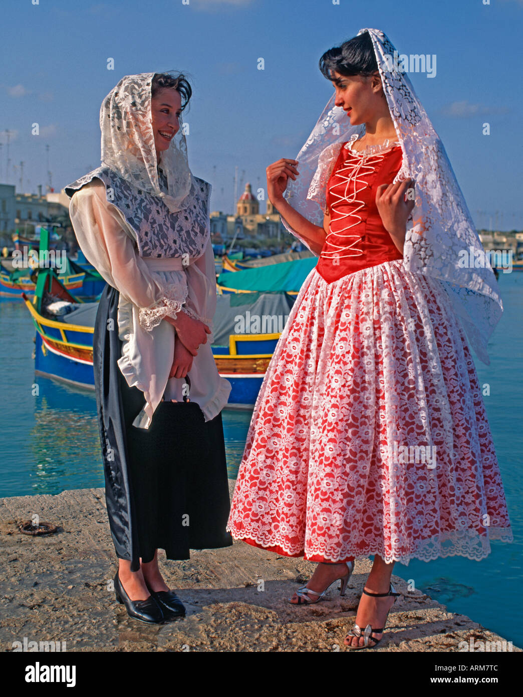 women of malta